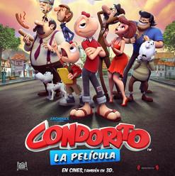 Space Chicken – Condorito: The Movie