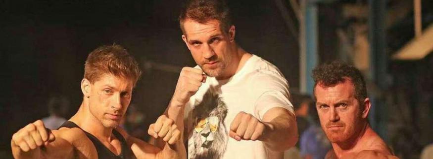 فيلم Kickboxer: Retaliation: أكشن التسعينيات الجميل