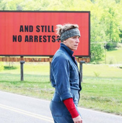 'Three Billboards Outside Ebbing, Missouri' Screening at Magnolia