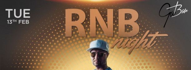 RNB Night Ft. Feedo at Gŭ Bar