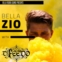 DJ Feedo at Bella Figura