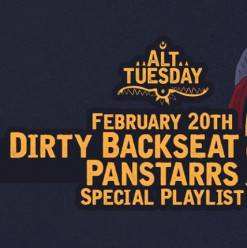 Dirty Backseat / PanSTARRS at Cairo Jazz Club
