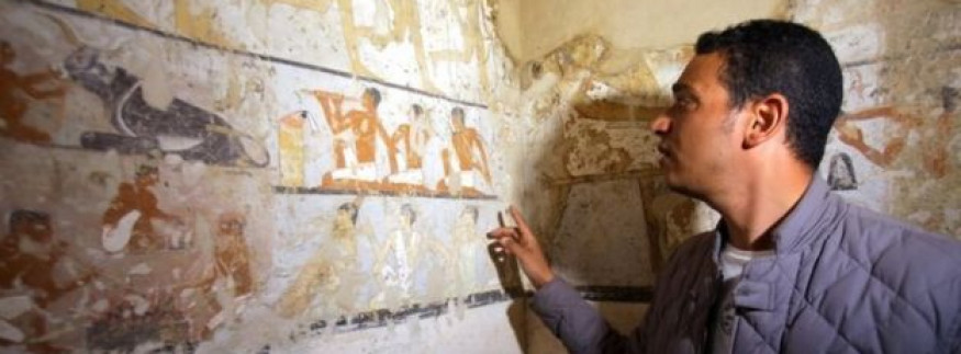 New Discovery Affirms the Historical Majesty of Egypt