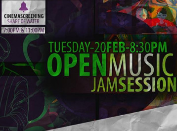 Open Jam Session at 3lebt Alwan