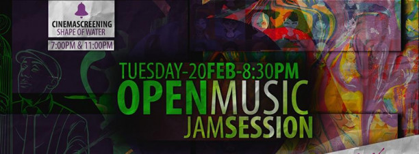 Open Jam Session at 3lebt Alwan