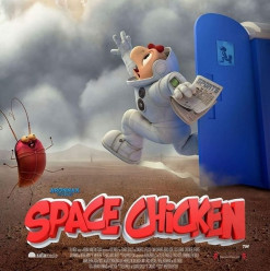 Condorito: The Movie – Space Chicken