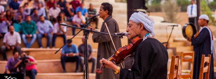 النهارده في القاهرة: فلكلور وطبلة وإنشاد ديني