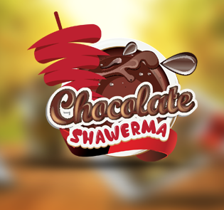 Chocolate Shawerma