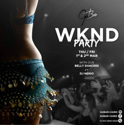 WKND Party @ Gu Bar