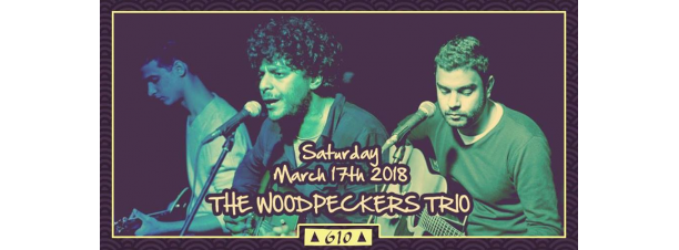 The Woodpeckers Trio @ Cairo Jazz Club 610