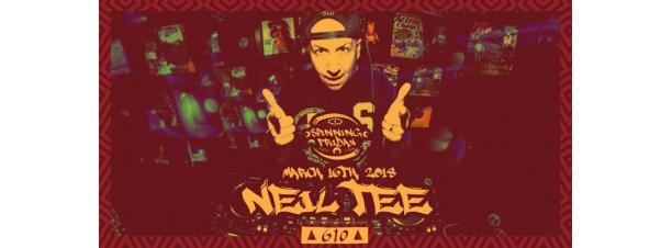 Neil Tee @ Cairo Jazz Club 610