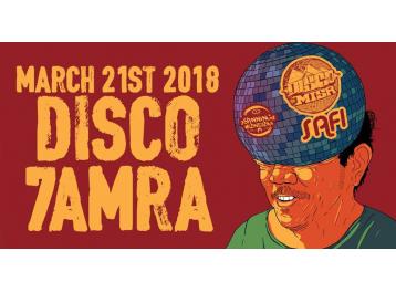 Disco 7amra ft. Disco Misr / Safi @ Cairo Jazz Club