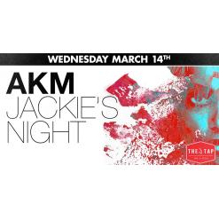 Jackie's Night Ft. A.K.M @ Tap Maadi