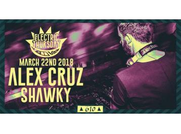 Alex Cruz  / Shawky @ Cairo Jazz Club 610
