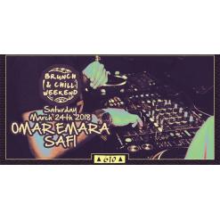 Saturday Brunch n' Chill ft. Omar Emara / Safi @ Cairo Jazz Club 610