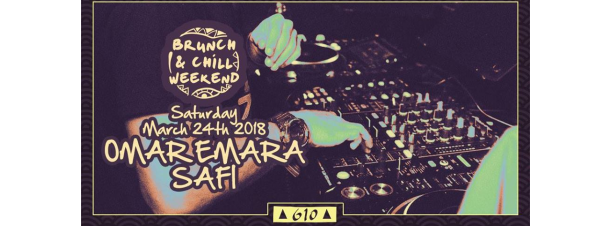 Saturday Brunch n' Chill ft. Omar Emara / Safi @ Cairo Jazz Club 610