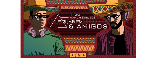 A Squared and Amigos @ Cairo Jazz Club 610