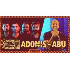 Adonis / Abu @ Cairo Jazz Club 610