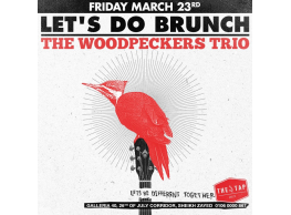 Lets Do Brunch FT. The Woodepeckers Trio @ The Tap West