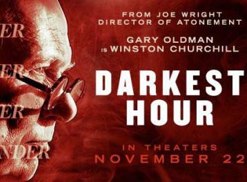 عرض Darkest Hour في سينما الزمالك