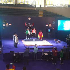 These Egyptian Females Have Dominated the African Weightlifting Championships