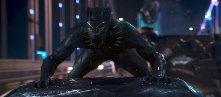 فيلم Black Panther: مغامرة جديدة من مارفل