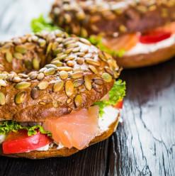 جاريدز بيجل – jared's bagel : أحلى فطار سريع في المعادي