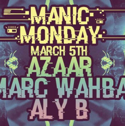 Azaar / Marc Wahba / Aly B at Cairo Jazz Club