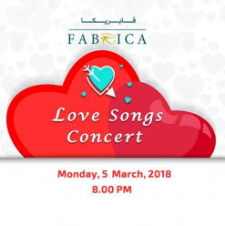 Fabrica's Love Songs Concert at El Sawy Culturewheel