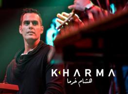 Hisham Kharma at El Sawy Culturewheel