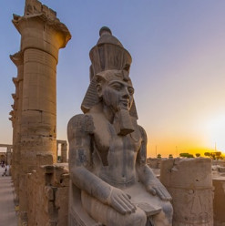 Luxor to Get Its Very Own