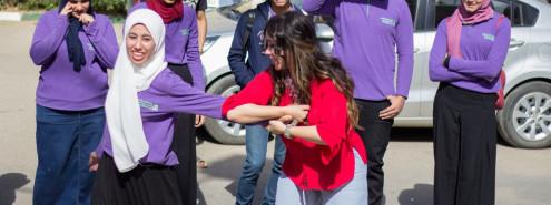 في جامعة القاهرة.. دافعي عن نفسك ضد التحرش