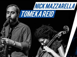 Nick Mazzarella & Tomeka Reid at ROOM Art Space