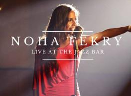 Noha Fekry & Ramy Attallah at The Jazz Bar