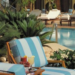 Sun-Kissed Day Out by The Pool Grill – Four Seasons Nile Plaza