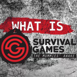 "Egypt's Very First ""Survival Games"" Will Have You Fighting for Your Life"