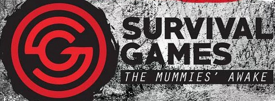 """Egypt's Very First """"Survival Games"""" Will Have You Fighting for Your Life"""