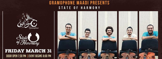State of Harmony at Gramophone
