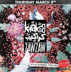 Karakeeb + ZAWZAW at The Tap East