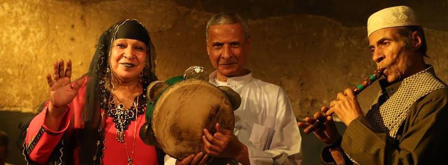 النهارده في القاهرة: عرض زار وأغاني وأفلام