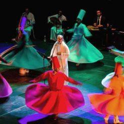 المولوية المصرية في مسرح الجمهورية