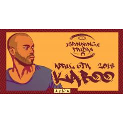 Kaboo @ Cairo Jazz Club 610