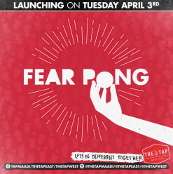 FEAR PONG @ The Tap Maadi