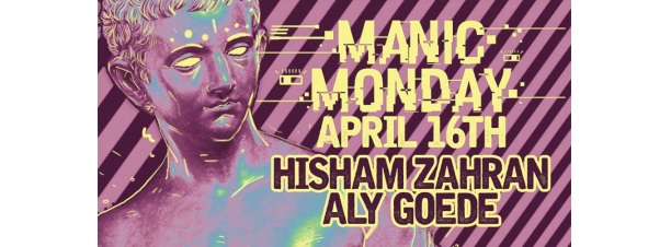 Manic Monday FT. Hisham Zahran / Aly Goede @ Cairo Jazz Club
