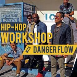 Hip-Hop Workshop with Dangerflow at Room Art Space
