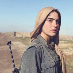 The Third Way Exhibition: A Documentation of the Female Fight Against ISIS