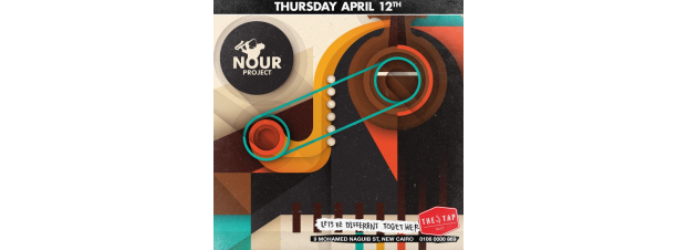 Nour Project @ The Tap East