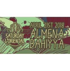 Almena / Bahiyya @ Cairo Jazz Club