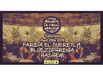 Brunch n' Chill ft. Farida El Gueretly / Bluezophrenia / Hashem @ Cairo Jazz Club 610