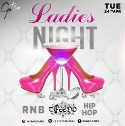 Ladies Night FT. DJ Feedo @ Gu Bar